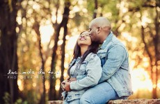 Isaiah & Betty – In love before their wedding