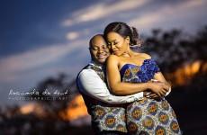 Isaiah & Betty's Traditional Wedding Celebrations