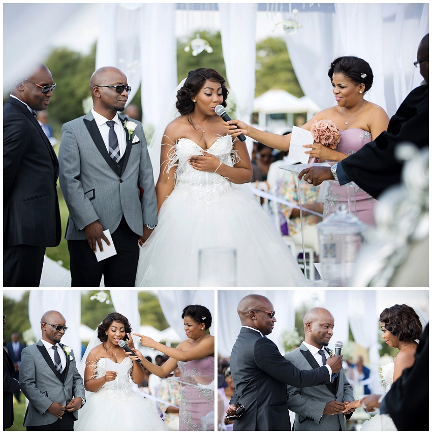 a highlight of tshipuliso amp mpho�s wedding day